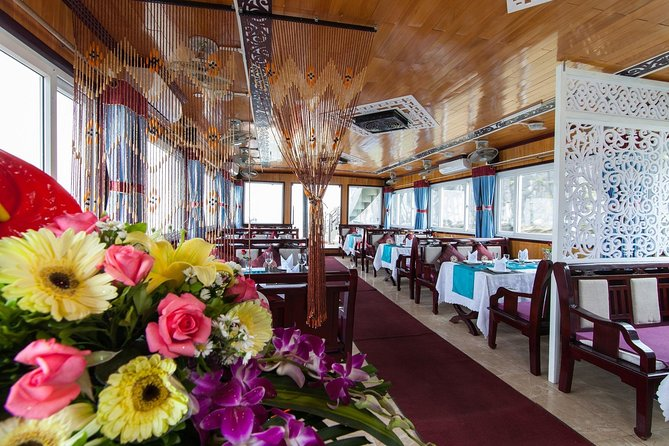 Genesis Cruise: Halong Bay Small Group Full Day Tour