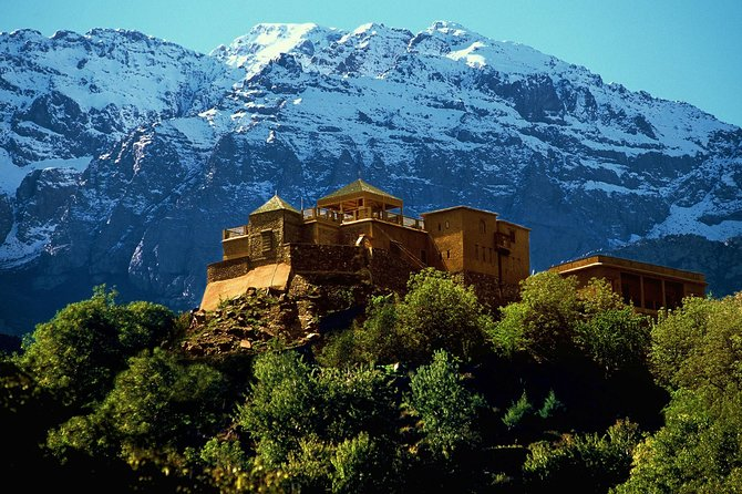 Private Imlil Valley Tour from Marrakech
