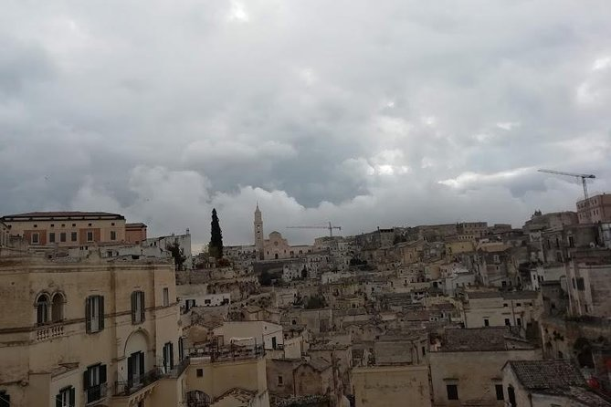 Guided tour of Matera