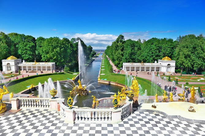 Complete 3-Day Shore Excursion in St Petersburg
