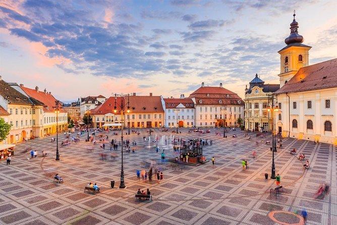 Sibiu day visit
