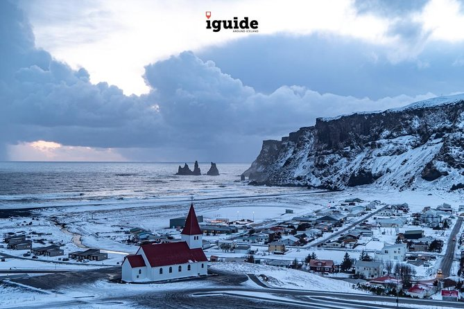 South Coast | Waterfalls, Puffin Cliff & Black Sand Beach From Reykjavik photo 1