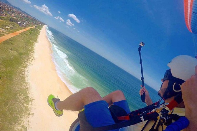 Double Paragliding Flight in Buzios Sky + Buggy Tour + 360º Video and Photos