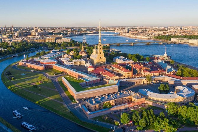 3-Day Imperial Tour of St Petersburg with Private Guide