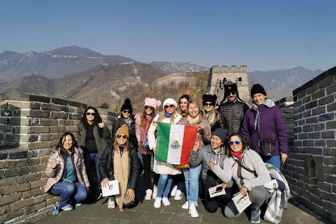 Mutianyu Great Wall tour with Spanish speaking guide