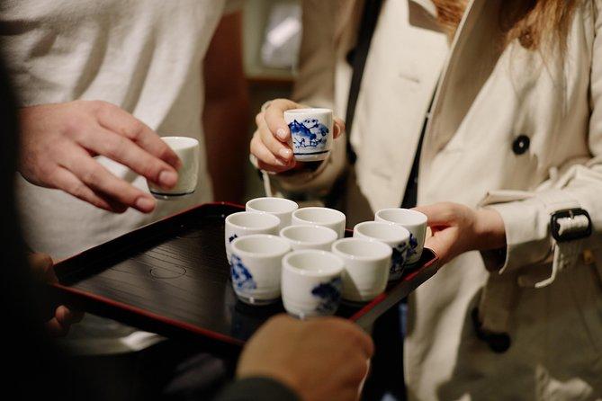 Sushi, sake & Japanese lifestyle