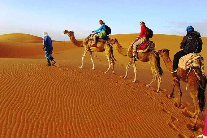 3 Days from Marrakech to the Sahara desert in Merzouga