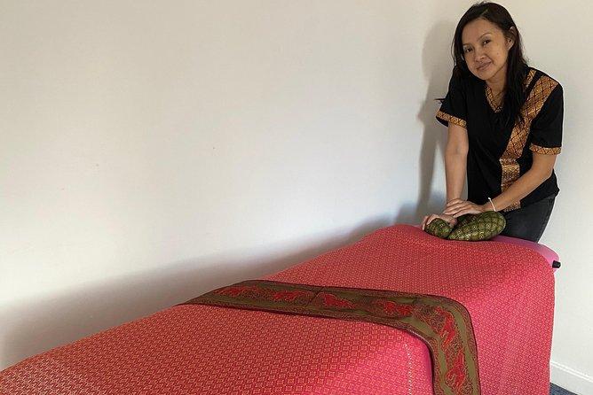 Sabai De Thai Massage Canary Wharf