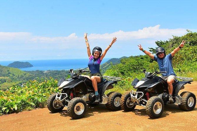 Jaco Beach & Los Suenos 2 Hour ATV Adventure