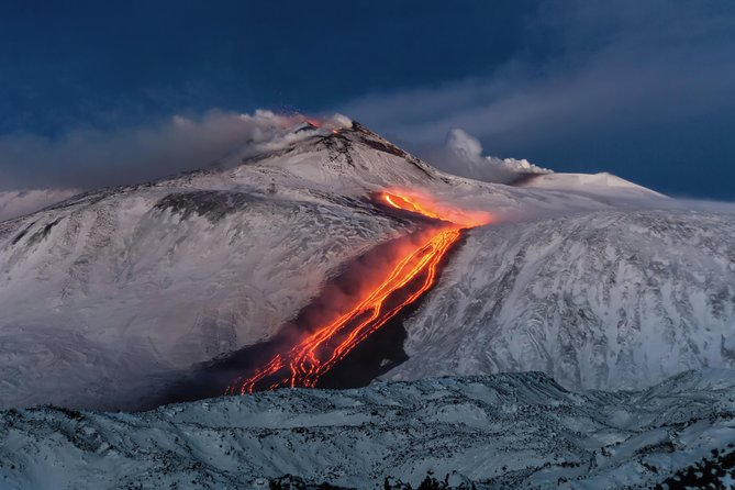 Etna: High altitude winter excursion