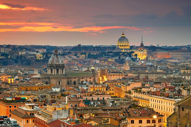 Explore Rome in Two Days Private Guided Tour and Chauffeur Service -VIP Entrance