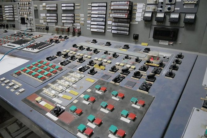 Chernobyl Private Tour and Control Room Visiting