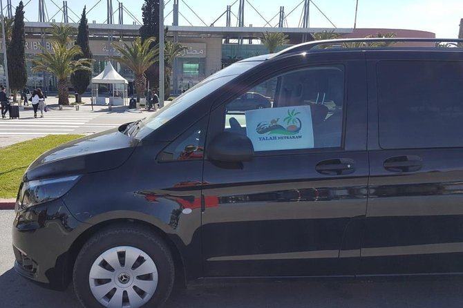 Private Transfers: Tangier Airport to Tetouan photo 1