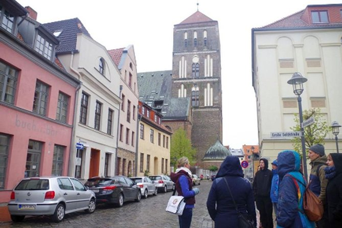Old Town of Rostock Walking Tour: Heaven Of Food Street photo 4
