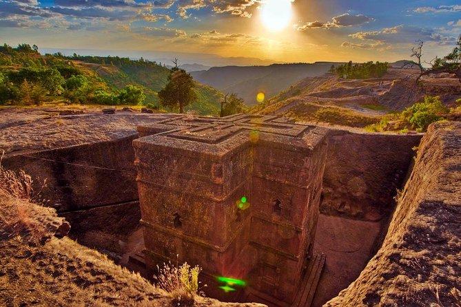 6 Days Northern Ethiopia Tour (Lalibela, Axum, Tigray churches and Danakil)