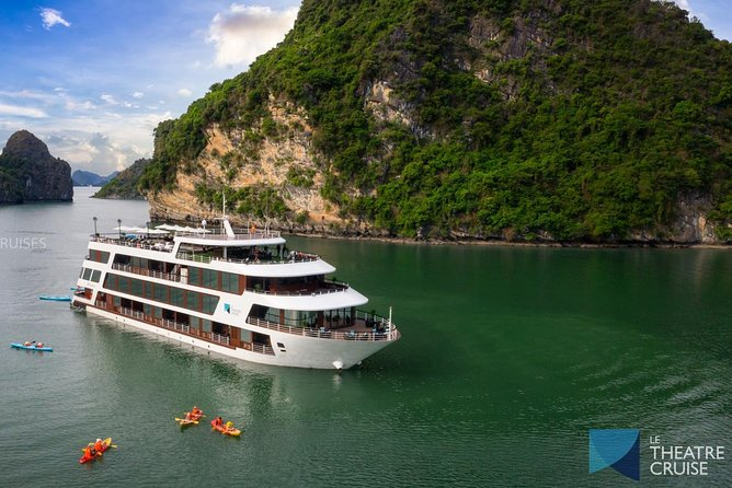 LE THEATRE cruises - the wonder on Halong Bay
