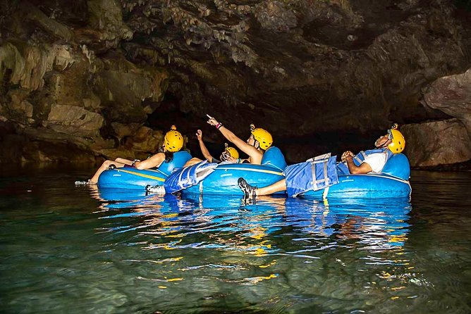 Full-Day Altun Ha and Cave Tubing from San Pedro