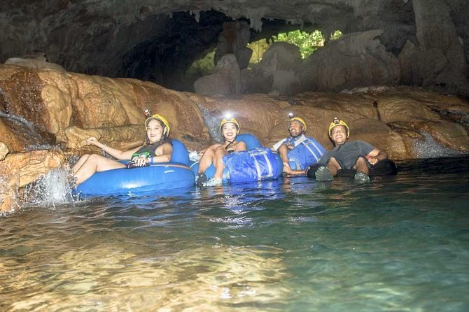 Cave Tubing, & Ziplining from Caye Caulker