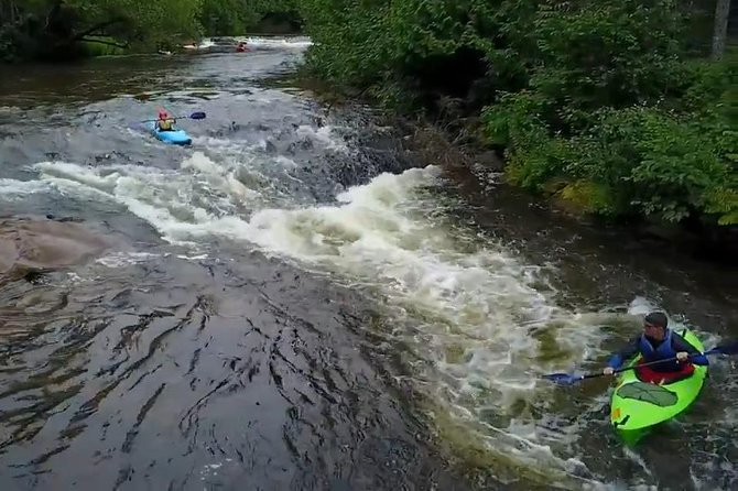 Whitewater Kayak Adventure over 80 rapids (Advanced) photo 6
