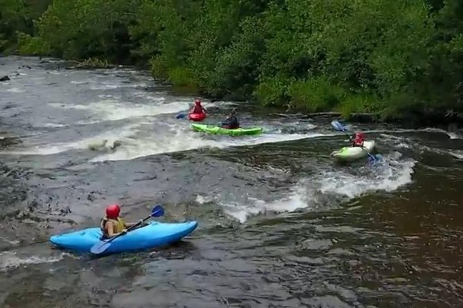 Whitewater Kayak Adventure over 80 rapids (Advanced) photo 4