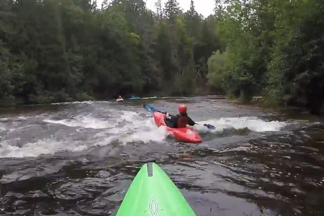 Whitewater Kayak Adventure over 80 rapids (Advanced) photo 2