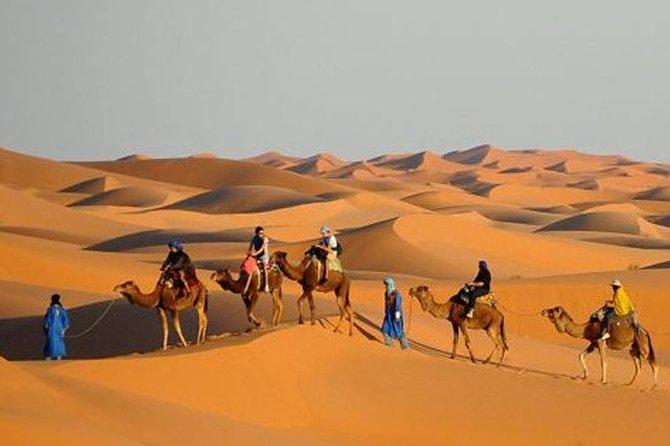 3 days tours from Marrakech to Merzouga