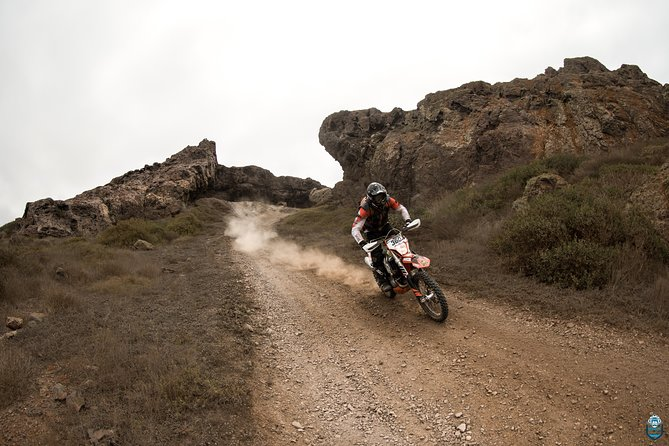5 hrs Dirt Bike Tour at Tecate Trails All-inclusive