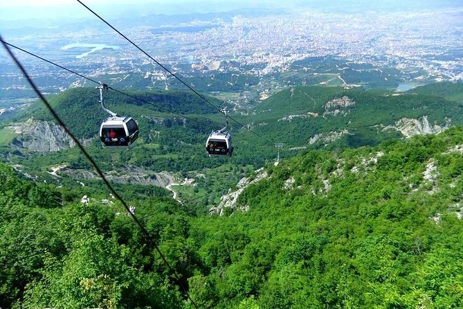 Visit Tirana and Dajti Mountain