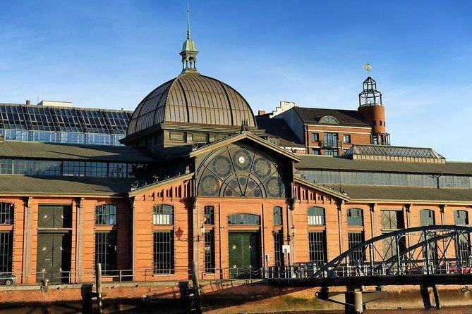 2-Hour Walking Tour: Hamburg Speicherstadt and HafenCity