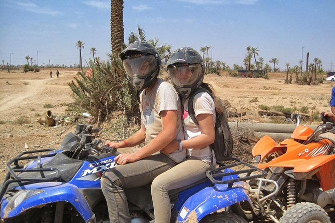 Quad Bike Ride In The Palm Grove Of Marrakech photo 2