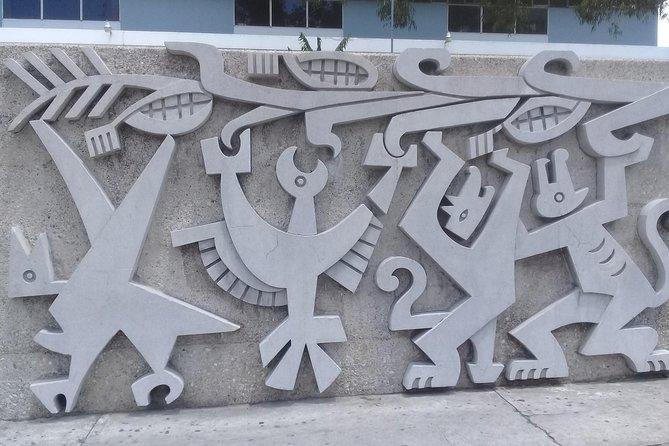 Guatemala City From Antigua