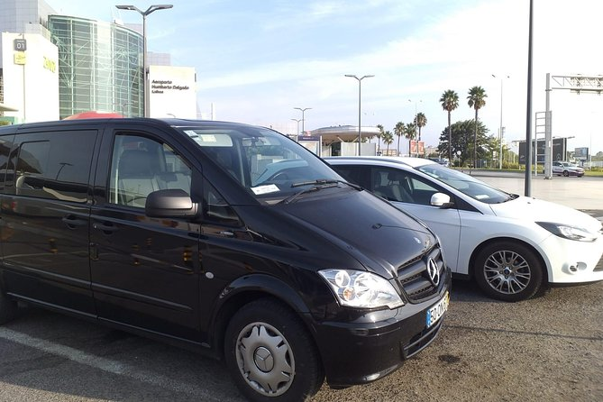 Private Transport from Lisbon Airport to Lisbon City Center