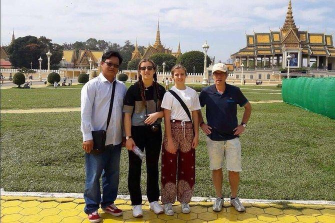Private Phnom Penh Day Tour & Street Food