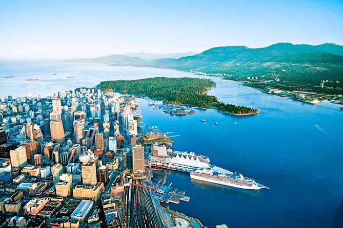 3 hours Accessible Private Tour - Vancouver City Highlight (up to 4 passengers) photo 1
