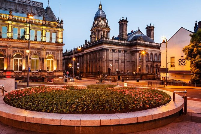 Leeds Scavenger Hunt: Leeds Landmarks!