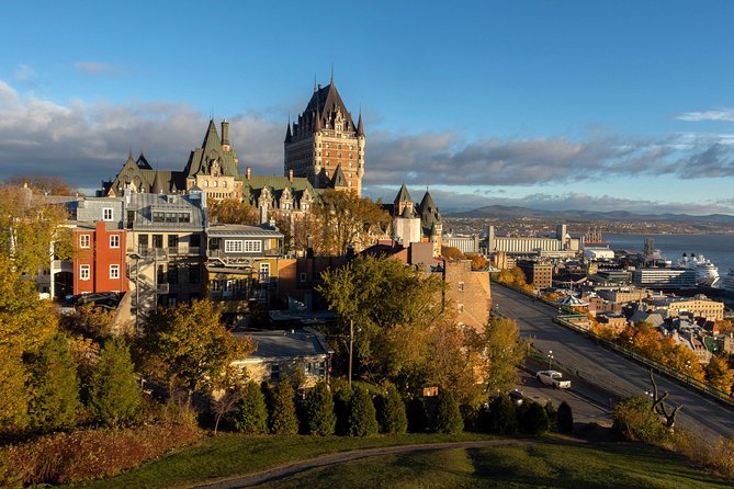 Quebec city & Montmorency Falls 1 Day Tour