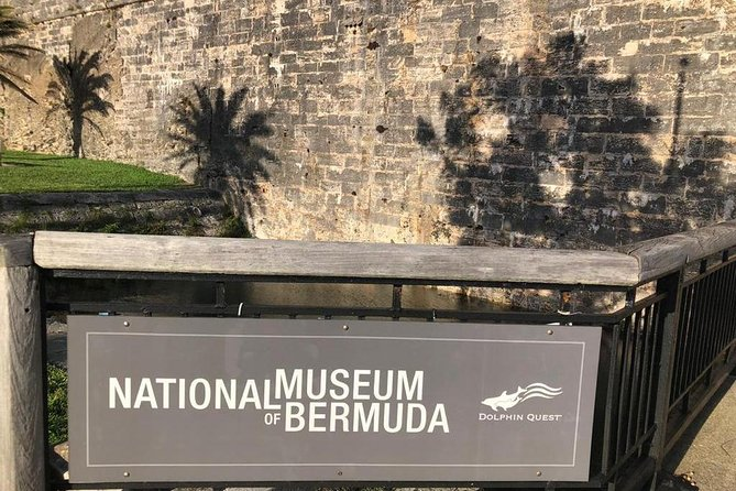 The Amazing Bermuda West End Exploration Experience