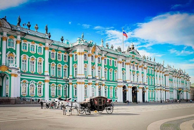 Skip-the-line All Inclusive Private Tour Of Hermitage With 3-cours Russian Lunch