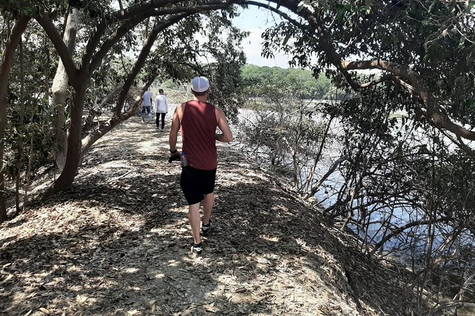 Hiking on the Bird's Island and Dolphin Watching in Puerto El Morro