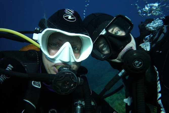 Baptism of the sea - Discovery scuba diving