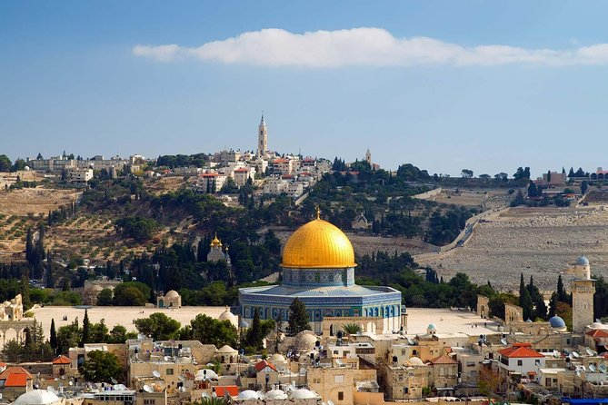 Jordan Horizons Tours: One Day Tour to Jerusalem from Amman photo 6