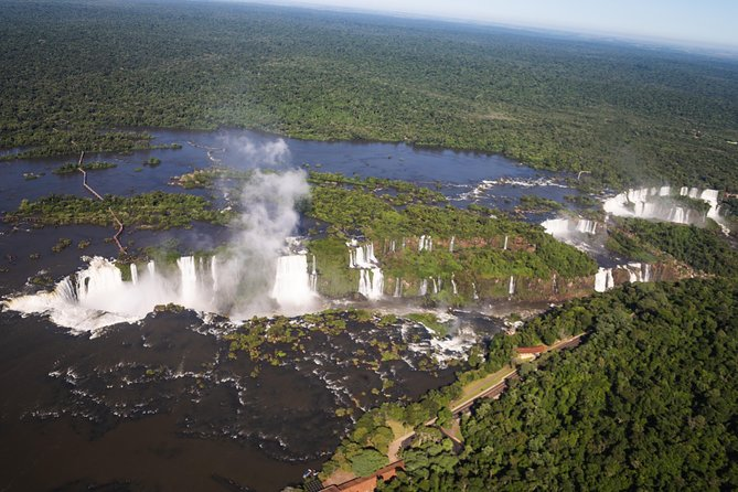 Private full day visit to Argentinian and Brazilian Side of Iguazu Falls