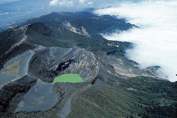 Irazu Volcano Experience