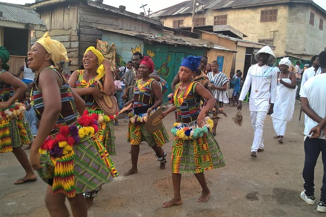 Primal Arts, Reggae and Culture Tours to Ghana