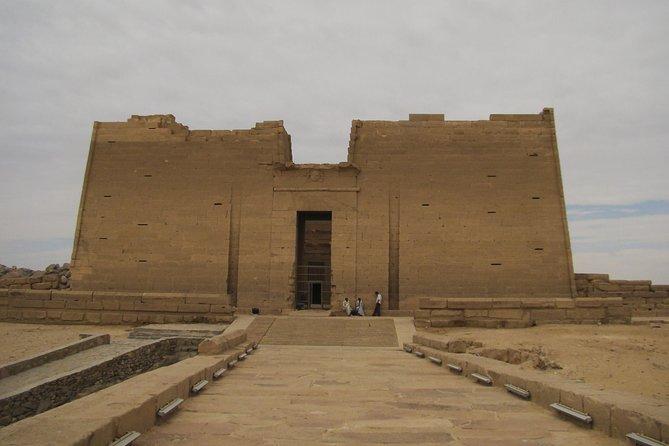 Four nights lake Nasser cruise from Aswan to Abu Simbel
