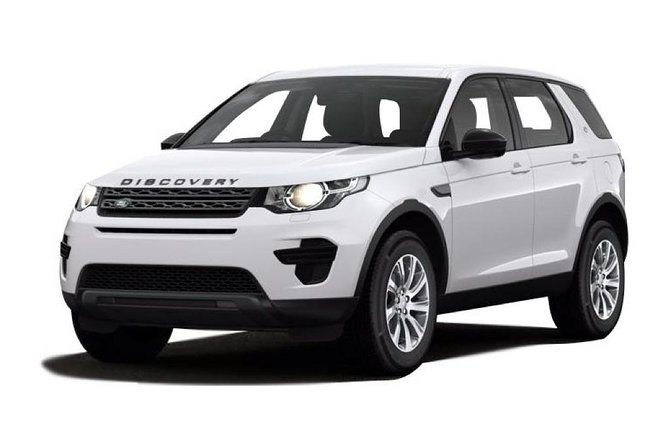 OSAKA by Land Rover Discovery Sport 2018 Customize Your Itinerary