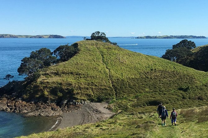 Waiheke Island Double Headland Coastal Walk
