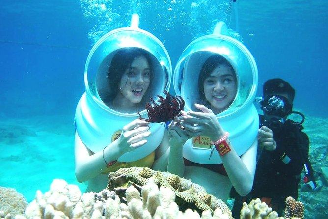 The Best Sea Walker,GWK,Uluwatu,Kecak Dance ,Sunset Trip