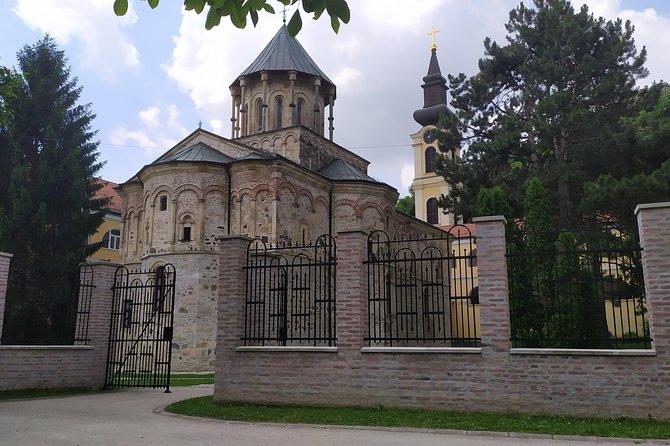Tour of the MONASTERIES at Fruška Gora NP and Sremski Karlovci with wine tasting