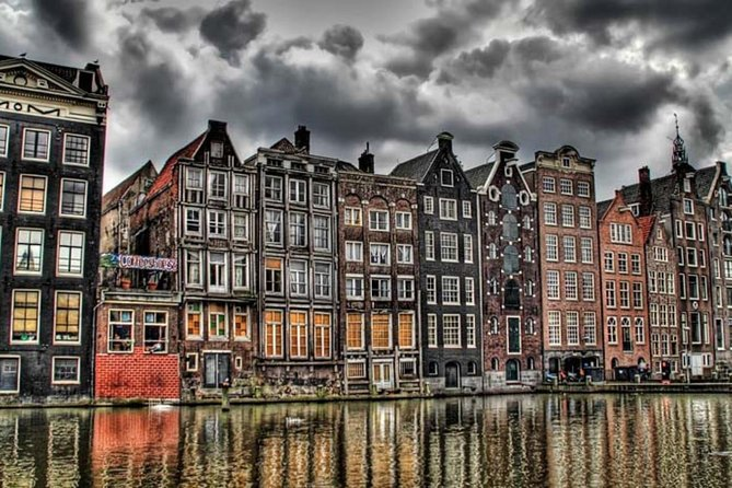 Amsterdam walking city tour
